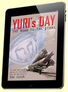 Yuri Gagarin - Yuri's Day graphic novel book
