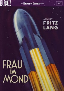 Fritz Lang's movie Frau Im Mond