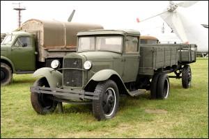 GAZ-AA truck